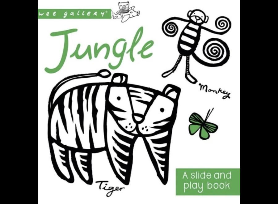 Wee Gallery - Slide & Play Jungle