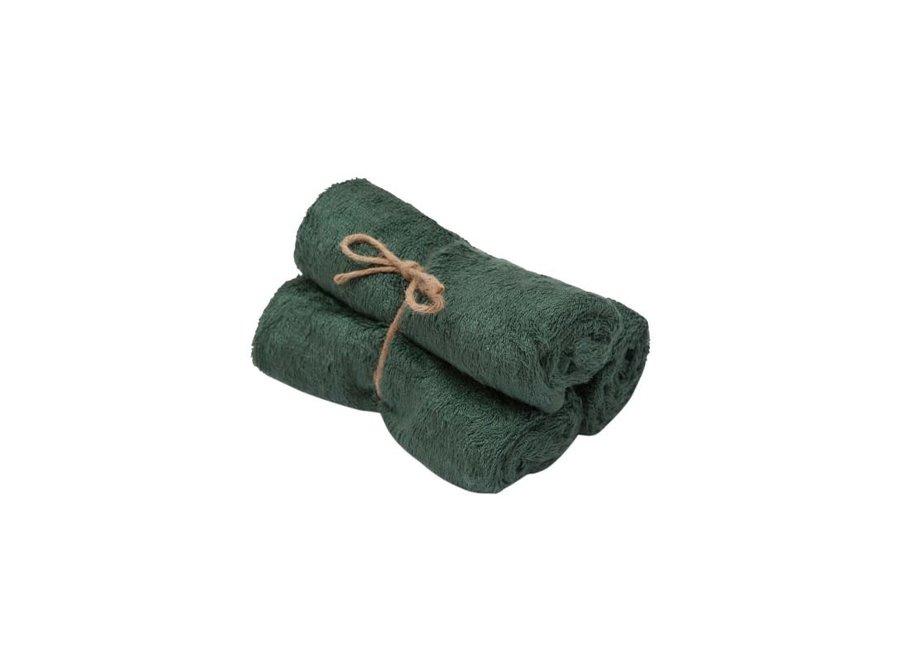 Timboo - Set van gastendoekjes - Aspen Green