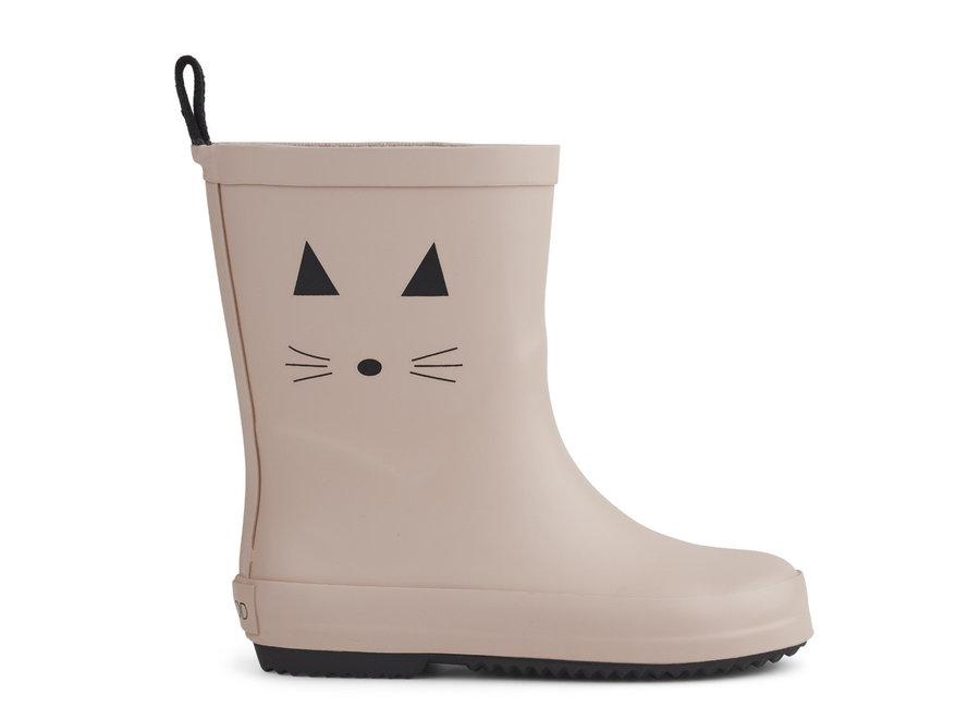 Liewood - Rio Rain Boot - Cat Rose