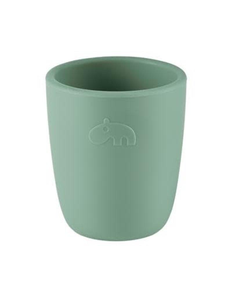 Done By Deer Done By Deer - Silicone Mini Mug Green