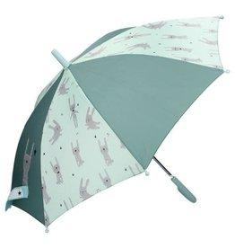 Kidzroom Kidzroom - Umbrella Rabbit Mint