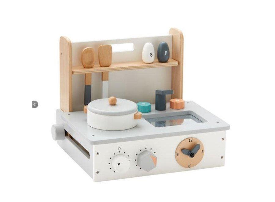 Kids Concept - Draagbaar keukentje