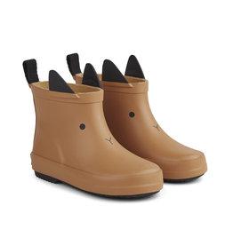 Liewood Liewood- Tobi Rain Boot - Rabbit Mustard