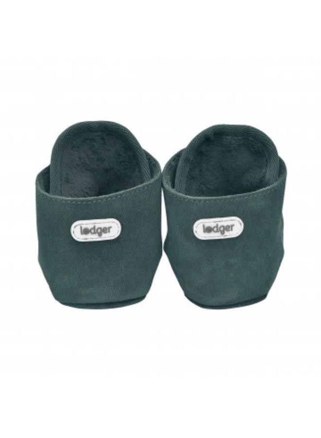 Lodger Walker Leather - Sage