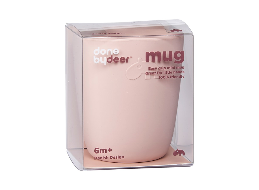Copy of Done By Deer - Silicone Mini Mug - Mustard