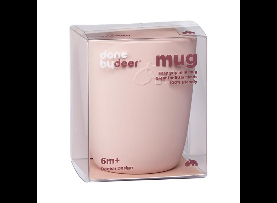 Done By Deer - Silicone Mini Mug - Powder Pink