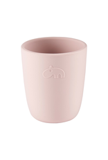 Done By Deer Done By Deer - Silicone Mini Mug - Powder Pink