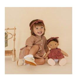 Olli & Ella Olli & Ella - Dinkum Doll Travel Togs - Rose