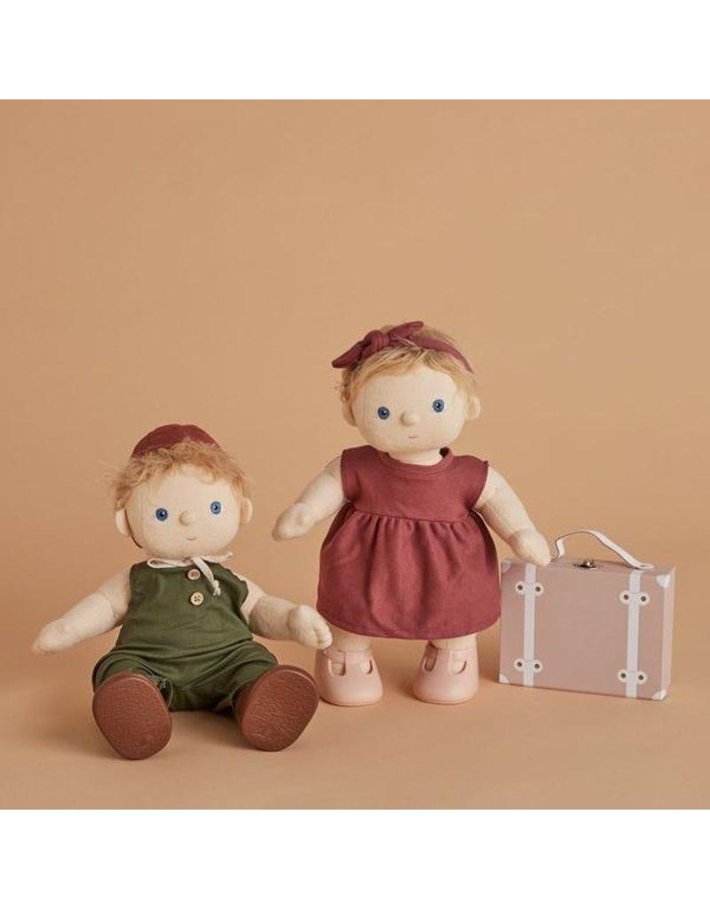 Olli & Ella Olli & Ella - Dinkum Doll Travel Togs - Mustard