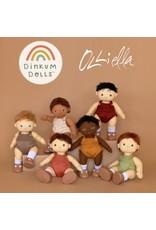 Olli & Ella Olli & Ella - Dinkum Doll Travel Togs - Mint