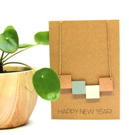 Ella Marie wenskaart Happy New Year