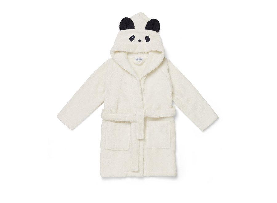 Liewood - Badjas Lily - Panda Creme de la creme