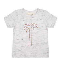 Little Indians Little Indians - T shirt Palm - Marble