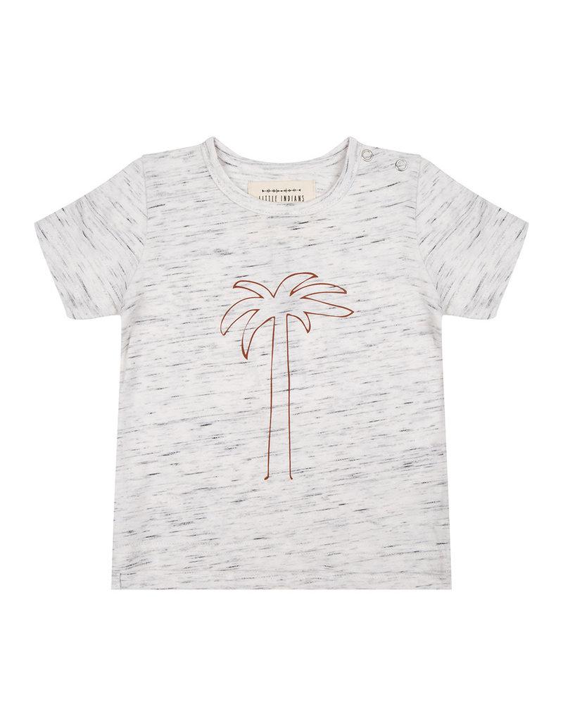 Little Indians Little Indians - T shirt Palm - Marble