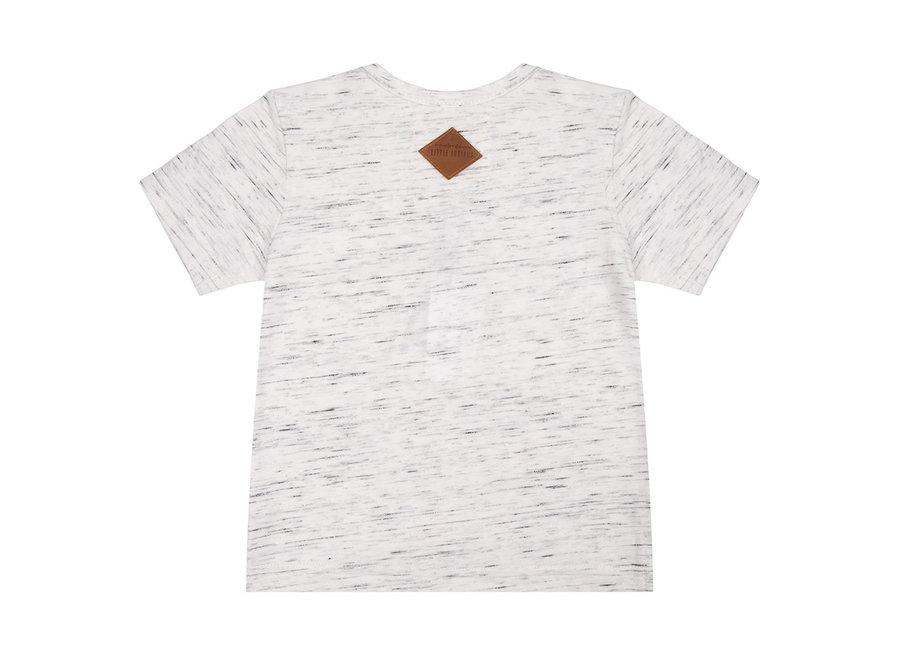 Little Indians - T shirt Palm - Marble