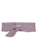 Little Indians Little Indians - Headband - Purple Stripes