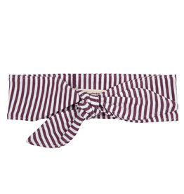 Little Indians Little Indians - Headband - Purple Stripes