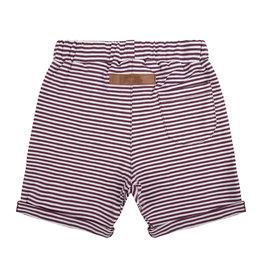 Little Indians Little Indians - Short - Purple Stripes