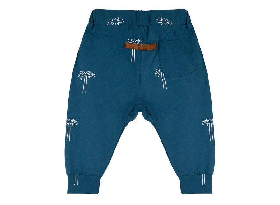 Little Indians - Pants Palmtrees - Legion Blue