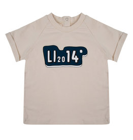 Little Indians Little Indians - T Shirt Li '14 - Ecru
