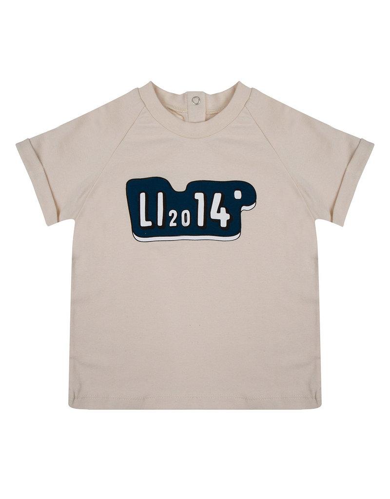 Little Indians Little Indians - T Shirt Li '14 - Ecru