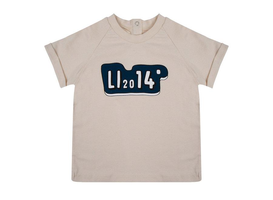 Little Indians - T Shirt Li '14 - Ecru