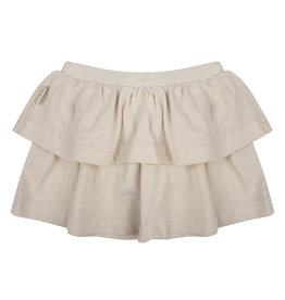 Little Indians Little Indians - Skirt Gold Stripe