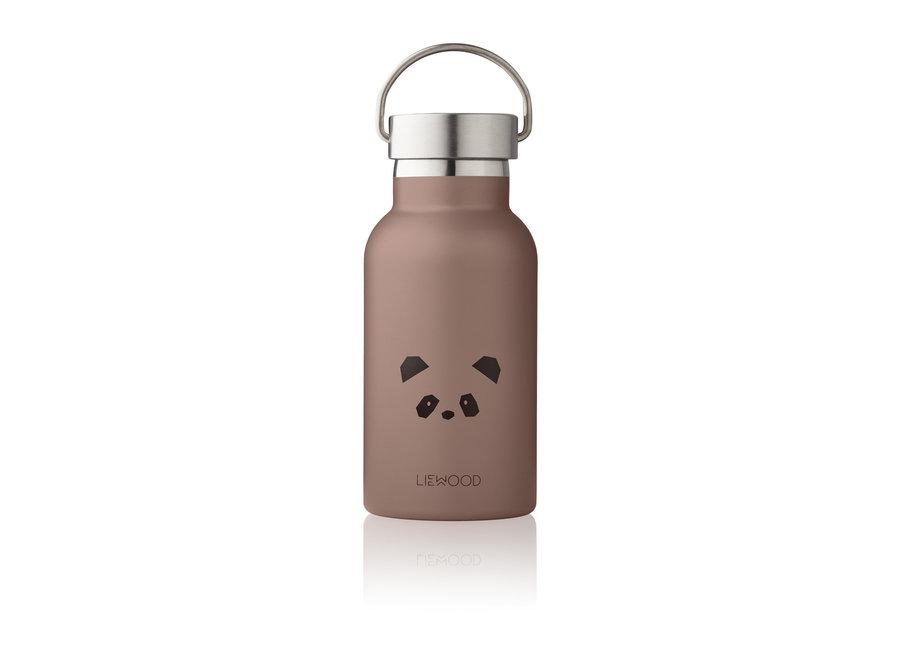 Liewood - Anker Bottle - Panda Dark Rose