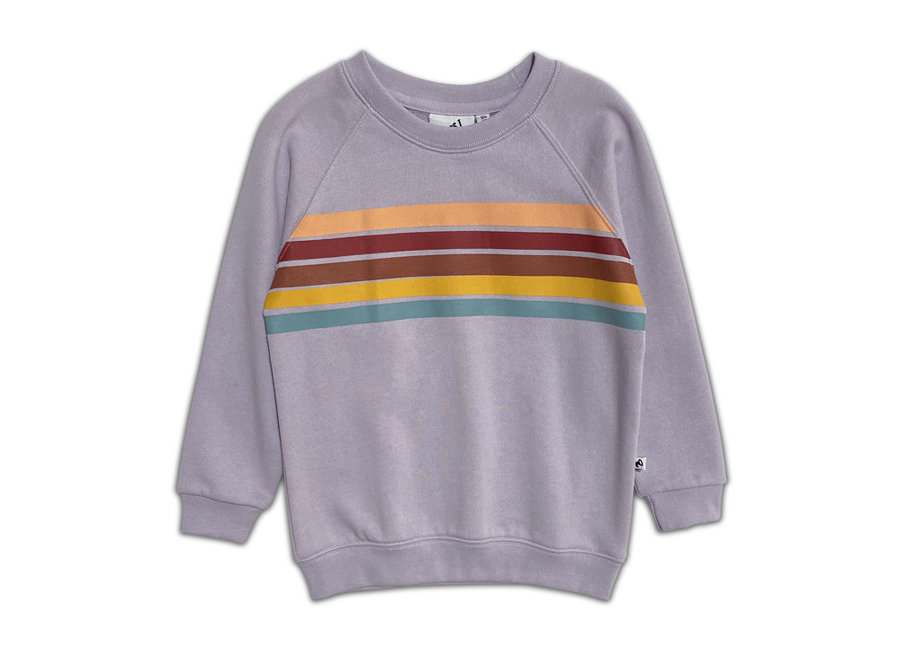 Cos I Said So - Sweater Rainbow - Orchid