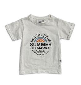 cos I said so Cos I Said So - Short Sleeve T Shirte Summer Sessions - White
