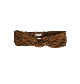 Sproet & Sprout Sproet & Sprout - Turban headband Tiger
