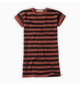 Sproet & Sprout Sproet & Sprout - T-shirt dress Painted Stripe