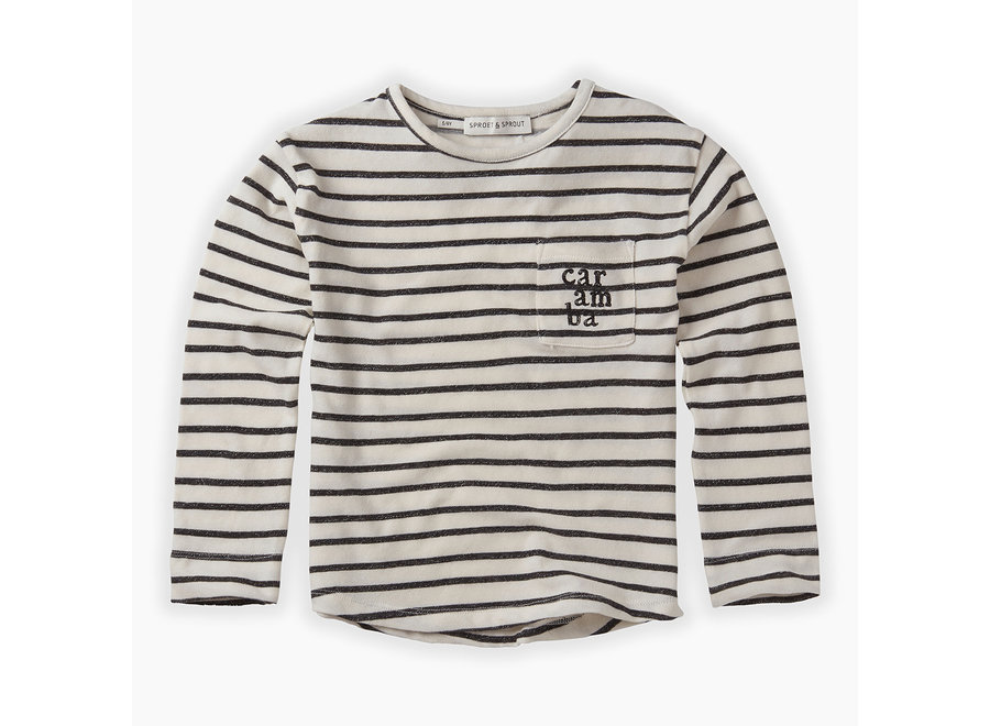 Sproet & Sprout - T-shirt L/S Stripe