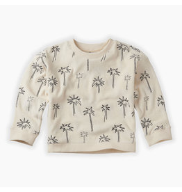 Sproet & Sprout Sproet & Sprout - Sweatshirt terry print Caramba