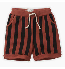Sproet & Sprout Sproet & Sprout - Shorts Painted Stripe - Mango