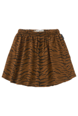 Sproet & Sprout Sproet & Sprout - Skirt print Tiger - Caramel