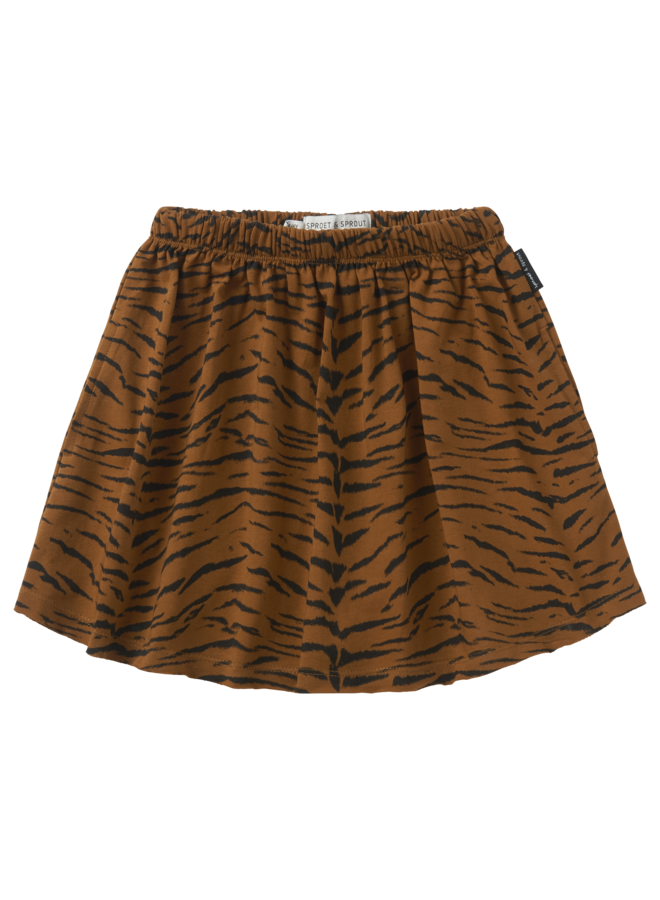 Sproet & Sprout - Skirt print Tiger