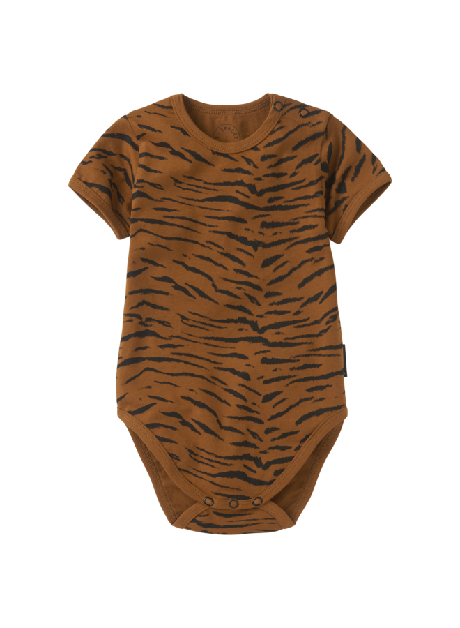 Sproet & Sprout - Romper print Tiger