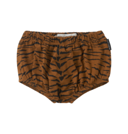 Sproet & Sprout Sproet & Sprout - Bloomer print Tiger - Caramel