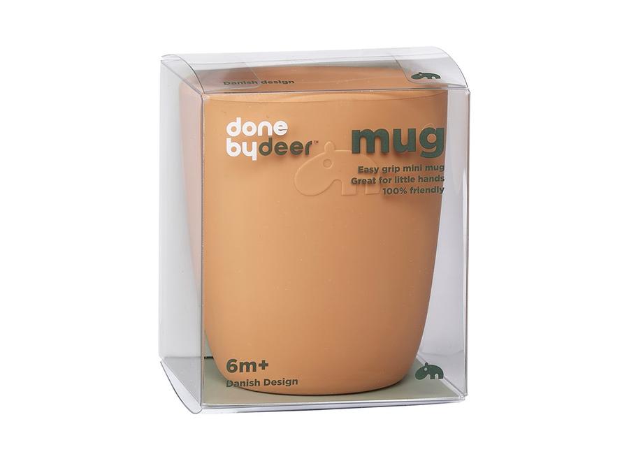 Copy of Done By Deer - Silicone Mini Mug Green
