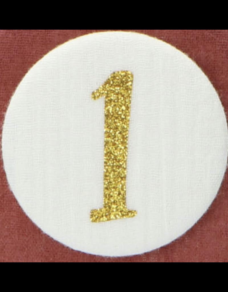 Liezelijn Liezelijn - Cijfers 3 tot 9 - Goud