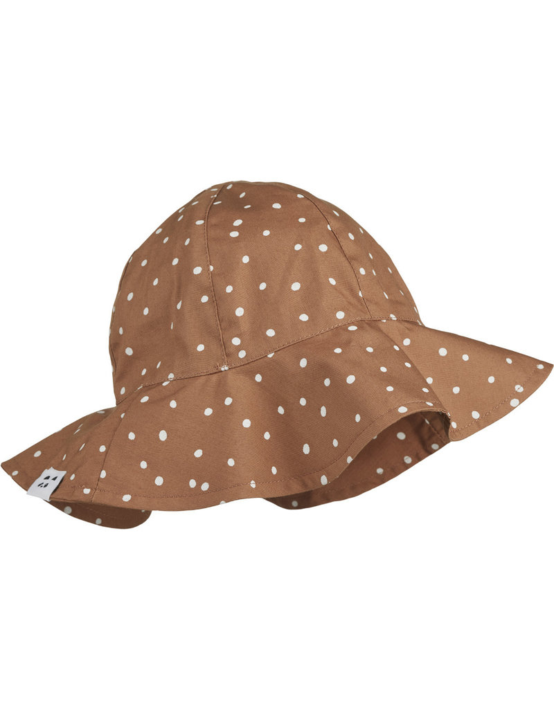 Liewood Liewood - Amelia Sun Hat - Confetti Terracotta