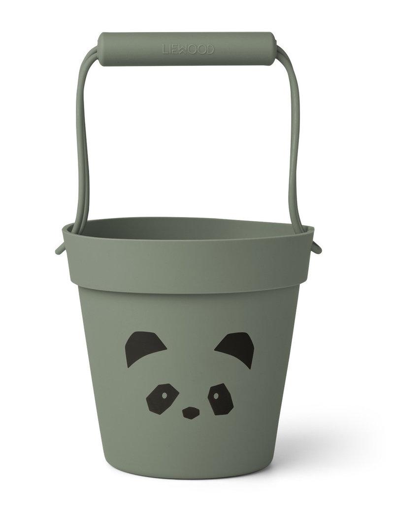 Liewood Liewood - Linda Bucket - Panda Faune Green