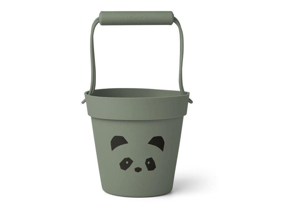 Liewood - Linda Bucket - Panda Faune Green