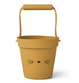 Liewood Liewood - Linda Bucket - Cat Yellow