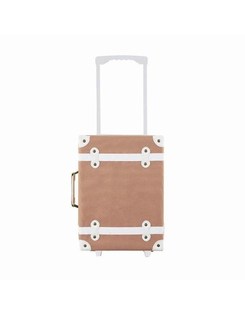 Copy of Feestlijst Onno - Olli & Ella - 'See Ya' Suitcase - Rust