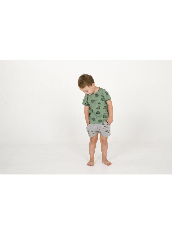 Lotiekids - Wide Shorts Savanah - Grey