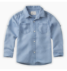 Sproet & Sprout Sproet & Sprout - Denim Shirt Blue