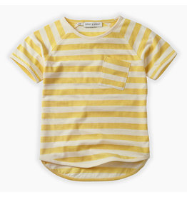 Sproet & Sprout Sproet & Sprout - T-shirt Raglan Stripe