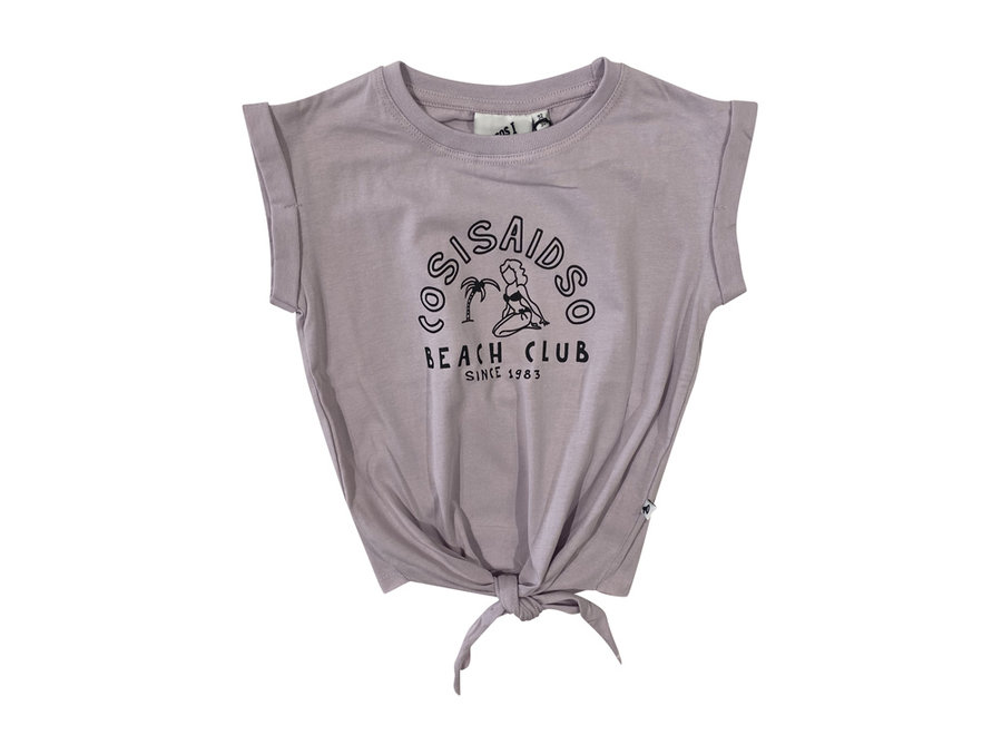 Cos I Said So - Knot Top CISS Beach Club - Orchid